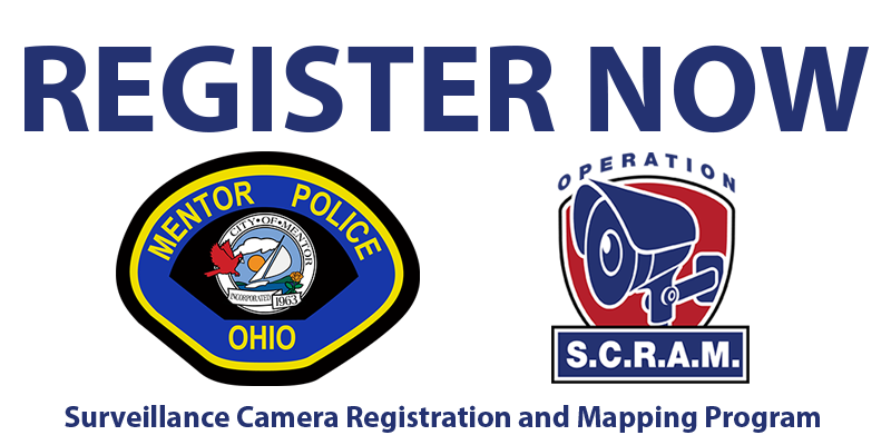 Register Today for Operation SCRAM