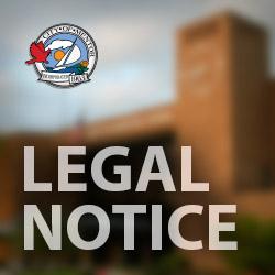 Legal Notice graphic