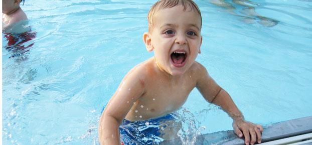 pool-toddler