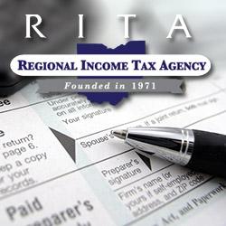 Regional Income Tax Agency (RITA) logo
